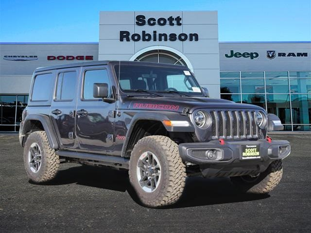 Pre-Owned 2019 Jeep Wrangler Unlimited Unlimited Rubicon