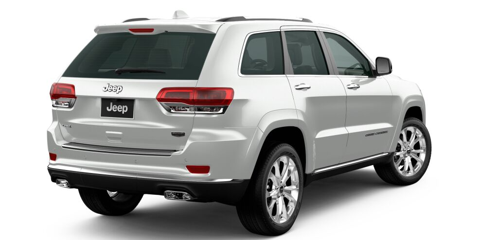 New 2020 JEEP Grand Cherokee Summit
