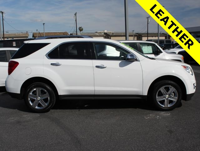 Pre-Owned 2014 Chevrolet Equinox LTZ