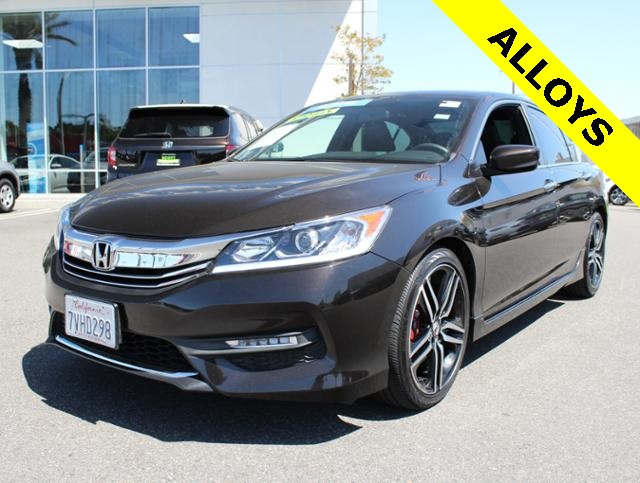 Pre Owned 2017 Honda Accord Sport