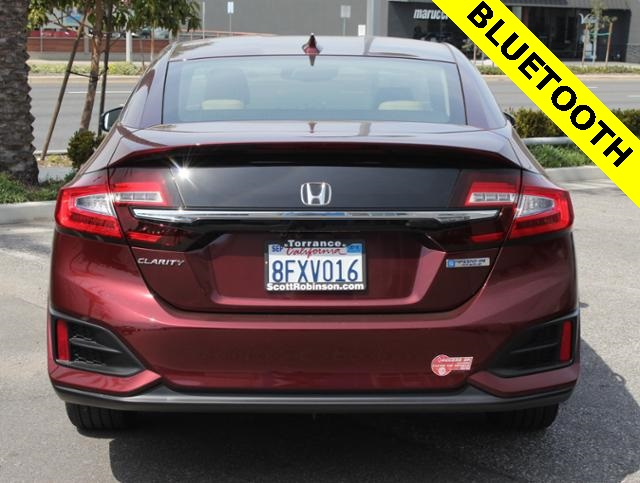 Pre-Owned 2018 Honda Clarity Plug-In Hybrid Base