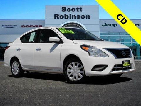 Pre-Owned 2017 Nissan Versa